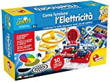 Lisciani Giochi 56323 - I'm a Genius Come Funziona l'Elettricità