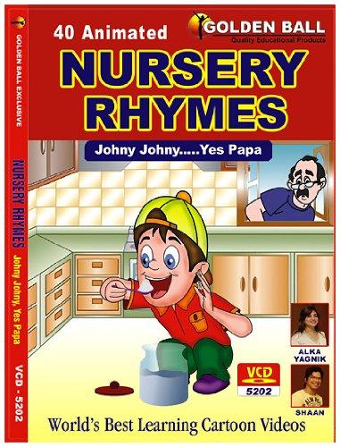 Nursery Rhymes Johny Johny Yes Papa -Animated
