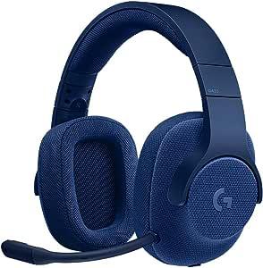 LOGICOOL 7.1Gaming Headset verkabelt Surround g433bl (blau) 【 Japan Domestic echtem Produkte 】