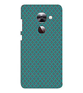 EPICCASE groomy diamond Mobile Back Case Cover For LeEco Le Max2 (Designer Case)