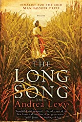 The Long Song Levy, Andrea ( Author ) Apr-26-2011 Paperback