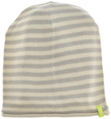 Barts Jungen Baskenmütze Mini Python, Multicolore (Grey), S