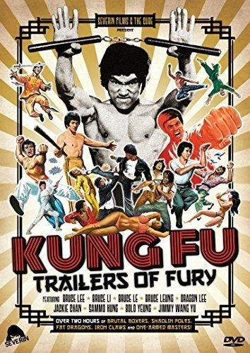 Bild von KUNG FU TRAILERS OF FURY - KUNG FU TRAILERS OF FURY (1 DVD)