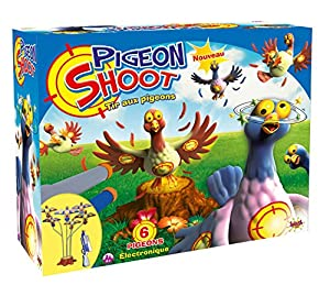 Splash Toys - 56101 - Jeu De Tir - 6 Pigeons Shoot
