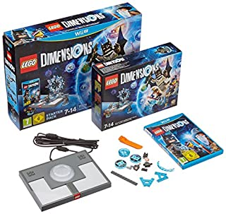 Lego Dimensions - pack de démarrage (B00VJWS3AW) | Amazon price tracker / tracking, Amazon price history charts, Amazon price watches, Amazon price drop alerts