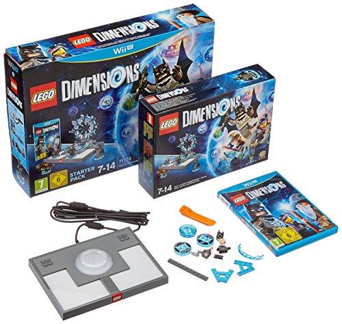 LEGO Dimensions - Starter Pack - [Wii U] (Wii-lego Batman 3)