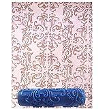 Generic 7 Zoll Wand Empaistic Malerrolle Farbrolle Werkzeug DIY Für Wand Dekoration Blumen Muster - Muster 9