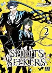Spirits Seekers Edition simple Tome 2