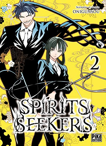 Spirit Seekers Edition simple Tome 2