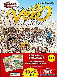 Velomaniacs Pack 2013 T05 - T06 offert