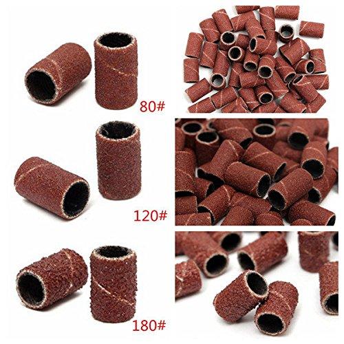 Saver 50pcs 80/120/180 Grit Bands Schleifwerkzeug Schleif