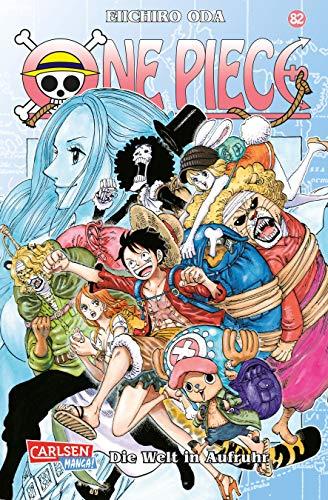 One Piece, Bd.82