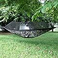 Zheng Hui Shop Hängematten Outdoor Hängematte Camping Mosquito Hängematte Camping Schaukel von Zheng Hui Shop - Gartenmöbel von Du und Dein Garten