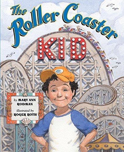 Roller Coaster Kid by Rodman, Mary Ann (2012) Hardcover par Mary Ann Rodman