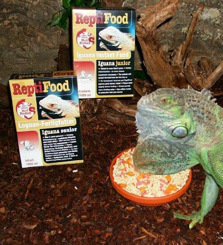 Reptile Food Iguana Senior 1000 ml