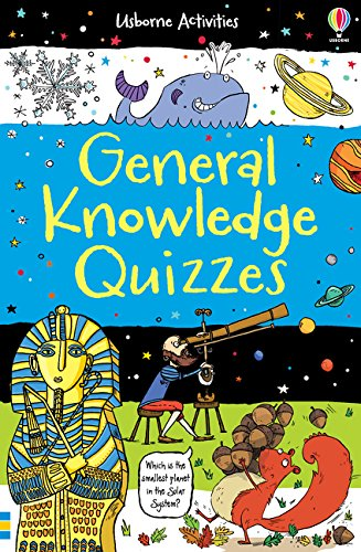 General Knowledge Quizzes (Activity and Puzzle Books)