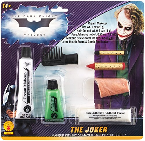 Joker Deluxe Make Up Kit - Men's Maquillaje/ Pintura