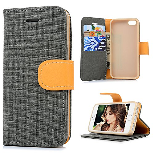 iphone-se-caseiphone-5-5s-case-yokirin-premium-soft-pu-leather-notebook-wallet-cover-case-with-kicks