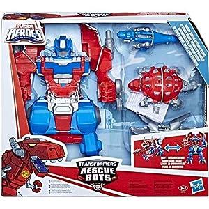 Transformers E0158EU4 Tra Rbt - Reloj de Caballero Optimus Prime, Multicolor