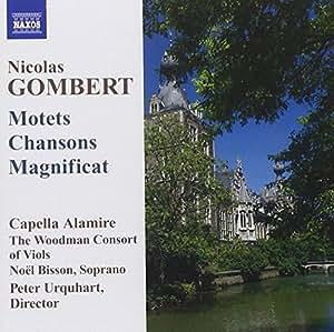 Motetten/Chansons/Magnificat