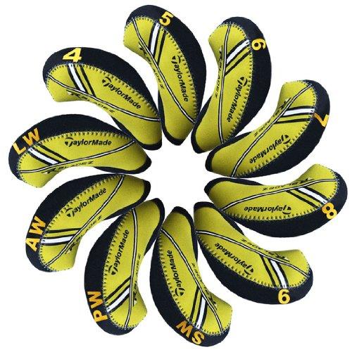 taylormade-rbladez-coprimazza-ferri-golf-10pcs-set-nero-giallo-mt-t15