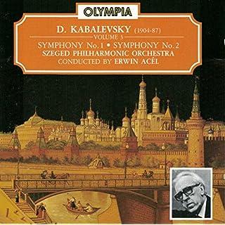Kabalevsky:Syms. Vol 03