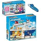 PLAYMOBIL® Family Fun 3er Set 6978 6983 7350 Kreuzfahrtschiff + Disco mit Liveshow + Unterwassermotor