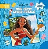 Telecharger Livres VAIANA Mon petit livre puzzle 9 pieces (PDF,EPUB,MOBI) gratuits en Francaise