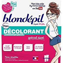 BLONDEPIL Gel d colorant...