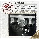 Brahms : Concerto pour piano n� 2 - Mozart :  Concerto pour piano n� 27