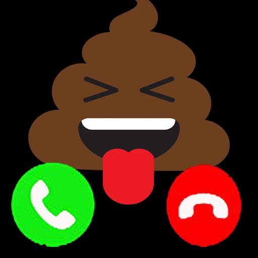 Funny Poop Fake Call Prank ( Free Angry Poop Calling Prank ) - Gag Fake Phone Call ID from Poop - Angry Poop Fake Call Simulator