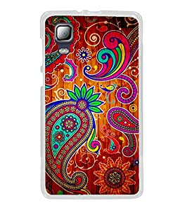 CRAZYMONK DIGITAL PRINTED BACK COVER FOR MICROMAX CANVAS DOODLE 3 A102