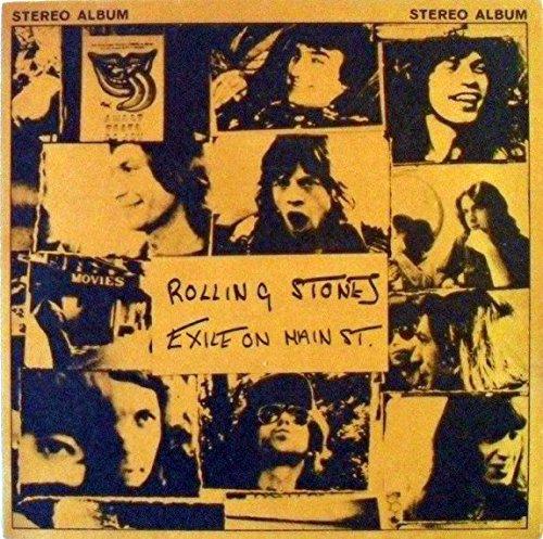 Exile On Main Street. 7 Inch E.P. 1972.