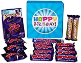 The Ultimate Cadbury Wispa Chocolate Lovers Happy Birthday...