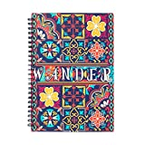 Chumbak Wonderlust Spiral Notebook