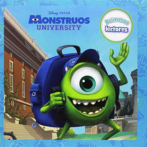 Monstruos University. Primeros Lectores