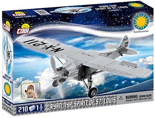 COBI 21074 Spielzeug Konstruktionsspielzeug-Flugzeug, Grau