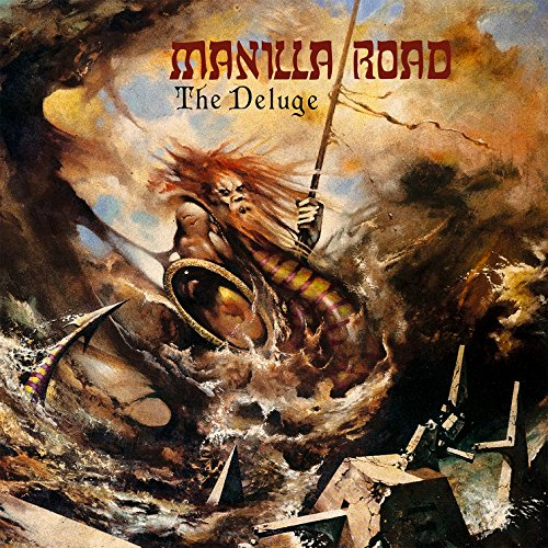 Manilla Road: The Deluge (Audio CD)