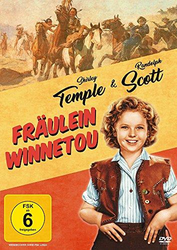 Fräulein Winnetou |Auf 1000 Stück limitiert und serialisiert|Deutsche Fassung (Western Filme Dvd, Auf)