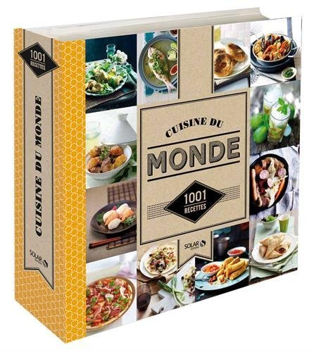 Cuisine du monde by Anne-Laure Estèves (2013-05-30)