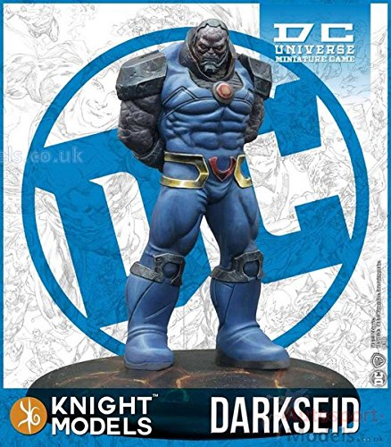 Knight Models Batman Miniature Game: Darkseid Figura por 35 mm