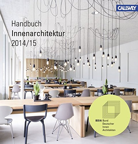BDIA Handbuch Innenarchitektur 2014/15