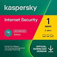 Kaspersky Internet Security 2021   1 Gerät   2 Jahre   PC/Mac/Mobile   Aktivierungscode per Email