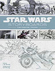 Star Wars Storyboards: The Prequel Trilogy by unknown(2013-05-14)