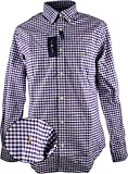 Ralph Lauren Polo Purple/White Herren Hemd Button Down Größe XL