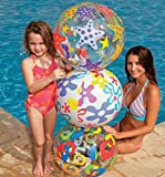 Intex Lively Print 24 inch Inflatable Be...