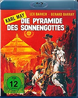 DIE PYRAMIDE DES SONNENGOTTES (Karl May)