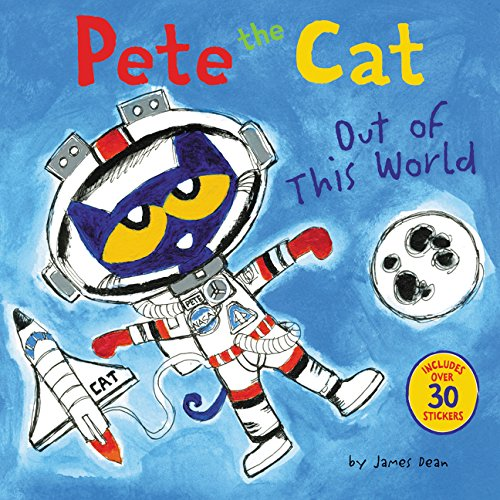 Pete the Cat: Out of This World por James Dean