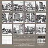 Image de Historic Pittsburgh 2015 Calendar