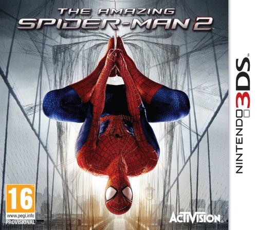 The Amazing Spider-Man 2 (Nintendo 3DS) [UK IMPORT] (Nintendo 3ds Spiderman)